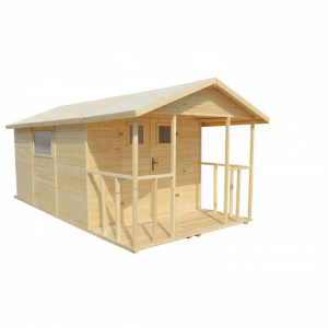 dreveny zahradny domcek kristina